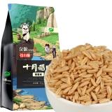 十月稻田 燕麦米 1kg(无添加 麦仁 东北 五谷 杂粮 粗粮 真空装 大米 粥米伴侣)