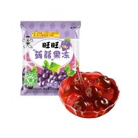 旺旺 零食蒟蒻果冻 儿童休闲零嘴 葡萄味 (量贩包) 170g+30g