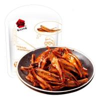 乡乡嘴 小汁鱼仔 鱼肉铺鱼干鱼片小鱼(混合味)128g/袋