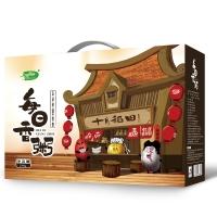 十月稻田 每日香粥 六種 雜糧禮盒 2.4kg(禮品 節日禮物 禮包 年貨 公司福利 團購)
