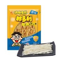 旺旺 那多利 鱼丝 办公小零嘴零食 原味 23g