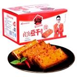 乡乡嘴 豆腐干 辣条素肉豆干(麻辣味)520g/箱