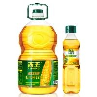 西王 玉米胚芽油 非转基因压榨食用油5L