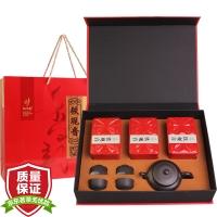 忆江南 茶叶 紫砂一品 安溪 特级铁观音年货礼盒装 210g