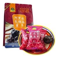 一品玉 蜜饯果干 休闲零食 阿胶黑糖生姜蜜枣500g/袋