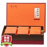 悦来香 茶叶 红茶 正山小种 特级武夷山红茶礼盒装(牡丹花香) 300g