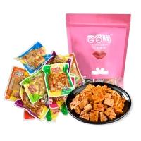 香香嘴豆腐干 休闲零食 四川特产 多味混合散装豆干独立小包500g