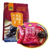 一品玉 蜜饯果干 休闲零食 阿胶黑糖生姜蜜枣300g/袋