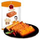 乡乡嘴 豆腐干 辣条素肉豆干(酱汁味)100g/袋