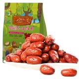 香疆恬语 休闲零食果干 特产红枣 一等一级新疆和田大枣500g/袋