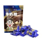 旺旺 旺仔 牛奶糖 婚庆喜糖 满月回礼糖果零食 巧克力夹心 126g