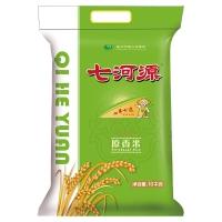七河源 原香米 大米10kg 东北大米 特选长粒香米