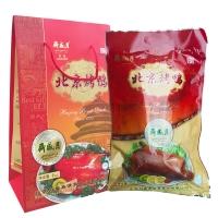 月盛斋 中华老字号 清真熟食腊味北京特产休闲零食 北京烤鸭1000g