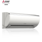三菱电机 大1.5匹 1级能效 变频 壁挂式家用冷暖空调 MSZ-ZFJ12VA(白色)(KFR-36GW/BpU)