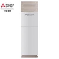 三菱电机 2匹 2级能效 变频 立柜式家用冷暖空调(咖啡白) MFZ-MVJ50VA