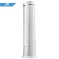 格力(GREE) 2匹 变频 I酷 立柜式冷暖空调(水晶白) KFR-50LW/(50551)FNAb-A3