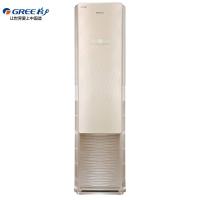 格力(GREE) 2匹 锐逸变频 立柜式冷暖空调(琥珀金) KFR-50LW/(50585)FNCa-A2
