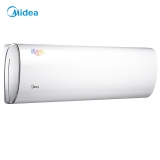 美的(Midea)1.5匹变频 冷暖 一级能效智能空调挂机 ECO节能 省电星 KFR-35GW/BP3DN8Y-DA200(B1)
