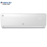 格力(GREE)正1.5匹 定频 品悦 壁挂式冷暖空调(清爽白)KFR-35GW/(35592)NhAa-3