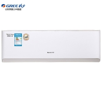 格力(GREE) 大1匹 2级能效变频 冷静王II 壁挂式冷暖空调KFR-26GW/(26583)FNAa-A2(经典白)