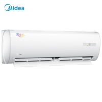 美的(Midea)大1匹 变频 冷暖 空调挂机 省电星 KFR-26GW/BP2DN1Y-DA400(B3)E