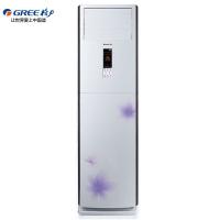 格力(GREE) KFR-72LW/(72569)NhBa-3 3匹立柜式 T迪定频系列 家用冷暖空调(印花)
