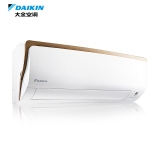 大金(DAIKIN) 1.5匹 3级能效 变频 J系列 壁挂式冷暖空调 白色FTXJ335RCDW