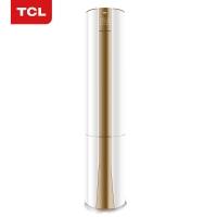 TCL 大3匹 智能 变频 二级能效 智能 冷暖 圆柱柜式 空调柜机(KFRd-72LW/DY22BpA)