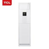 TCL 大2匹 定速 单冷 空调柜机(18米超远送风)(KF-51LW/FC13)