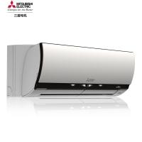 三菱电机 大1匹 1级能效 变频 壁挂式家用冷暖空调 MSZ-AHJ09VA白色(KFR-25GW/BpY)