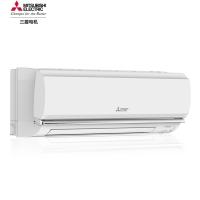 三菱电机 大1匹 2级能效 变频 壁挂式家用冷暖空调 MSZ-YGJ09VA(白色)(KFR-25GW/BpAC)
