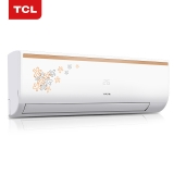 TCL 正1匹 单冷 定速  空调挂机(时尚印花 隐藏显示屏)(KF-25GW/FC23+)