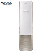 格力(GREE) 3匹 锐逸变频 立柜式家用冷暖空调(星辉白) KFR-72LW/(72585)FNCa-A2