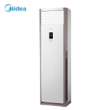 美的(Midea)2匹 定速 单冷 空调柜机 冷静星 KF-51LW/Y-PA400(D3)