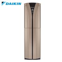 大金 3匹 3级能效 变频 B系列 立柜式冷暖空调 咖啡金(DAIKIN)FVXB372SC-N