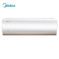 美的(Midea)正1.5匹 冷暖 酷金 變頻 抗菌防霉 空調掛機 二級能效 KFR-35GW/WXAA2@(陶瓷白)