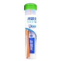 冷酸灵旅行装,深爽清洁牙刷+专研抗敏牙膏