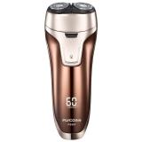 飞科(FLYCO)FS867智能电动剃须刀 全身水洗刮胡刀