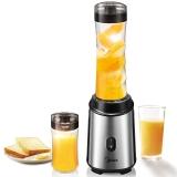 美的(Midea)料理机随行杯便携式双杯 多功能家用食品级材质可榨汁搅拌机MJ-WBL2501A