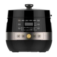 美的(Midea)电压力锅5L升双胆家用多功能电高压锅 饭锅MY-CS5039P