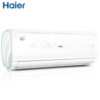 海尔(Haier)大1.5匹 悦+ 定频 急速冷暖 智能操控 一键除湿 自清洁 空调挂机KFR-36GW/16GAB13U1