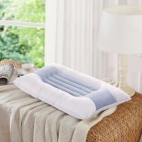 水星家纺 颈椎枕头 荞麦枕芯 熟睡成人学生单人荞麦皮草本枕头芯 48*74cm