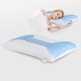 睡眠博士(AiSleep)枕芯 安睡决明子枕 草本纤维枕 舒睡酒店枕头 护颈枕