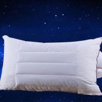 维众 枕芯家纺 全棉荞麦枕头芯 护颈枕 成人单人枕回弹枕 单只装 48*74cm