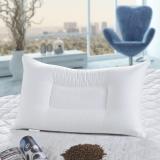 华康 枕头 大凉山苦荞枕 纯棉面料填充苦荞麦壳枕芯 高度可调节枕头