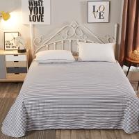 南极人 床单家纺 全棉印花床上用品 双人纯棉床单 爱巢 230*245cm