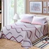 艾薇 床品家纺 单人床单单件纯棉被单1床/1.2床(逍遥)