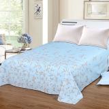 艾薇家纺 双人床单单件纯棉被单1.5床/1.8床230*250(莫奈初晨)