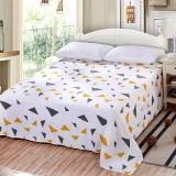 艾薇(AVIVI)床單單件純棉40支斜紋印花大被單雙人床1.5米/1.8米床230 250美麗神話