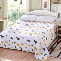 艾薇(AVIVI)床单单件纯棉40支斜纹大被单双人床1.5米床200 230(美丽神话)